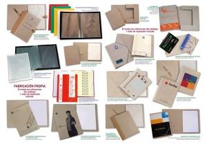 Carpetas de cartón