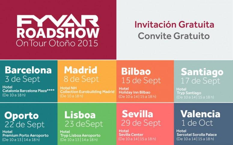 Fyvar Roadshow Otoño 2015